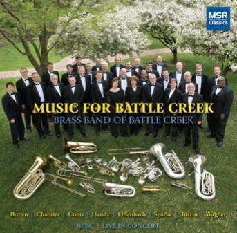 Music for Battle Creek - Brass Band of Battle Creek