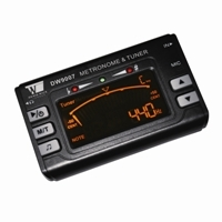 3-in-1 Tuner, Metronome and Tone Generator
