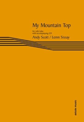 My Mountain Top - Solo Tuba and CD - Andy Scott