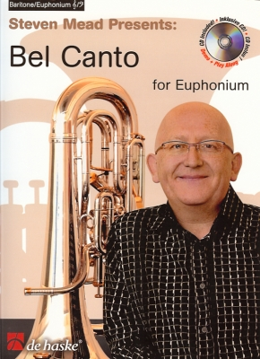 Steven Mead Presents: Bel Canto (BC/TC) Book and CD