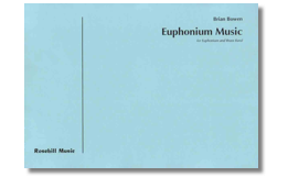 Euphonium Music (Brass Band parts) - Brian Bowen