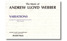 Variations (Brass Band set) - Andrew Lloyd Webber arr.Graham