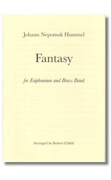 Fantasy (Brass Band set) - Hummel arr.Wilby & Childs