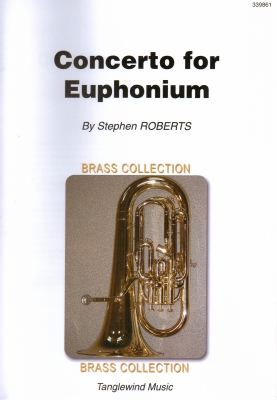 Concerto for Euphonium - Stephen Roberts (with wind band accompaniment)