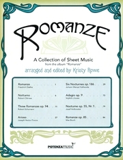 Romanze - an album of classical romantic works arranged By Kristy Rowe