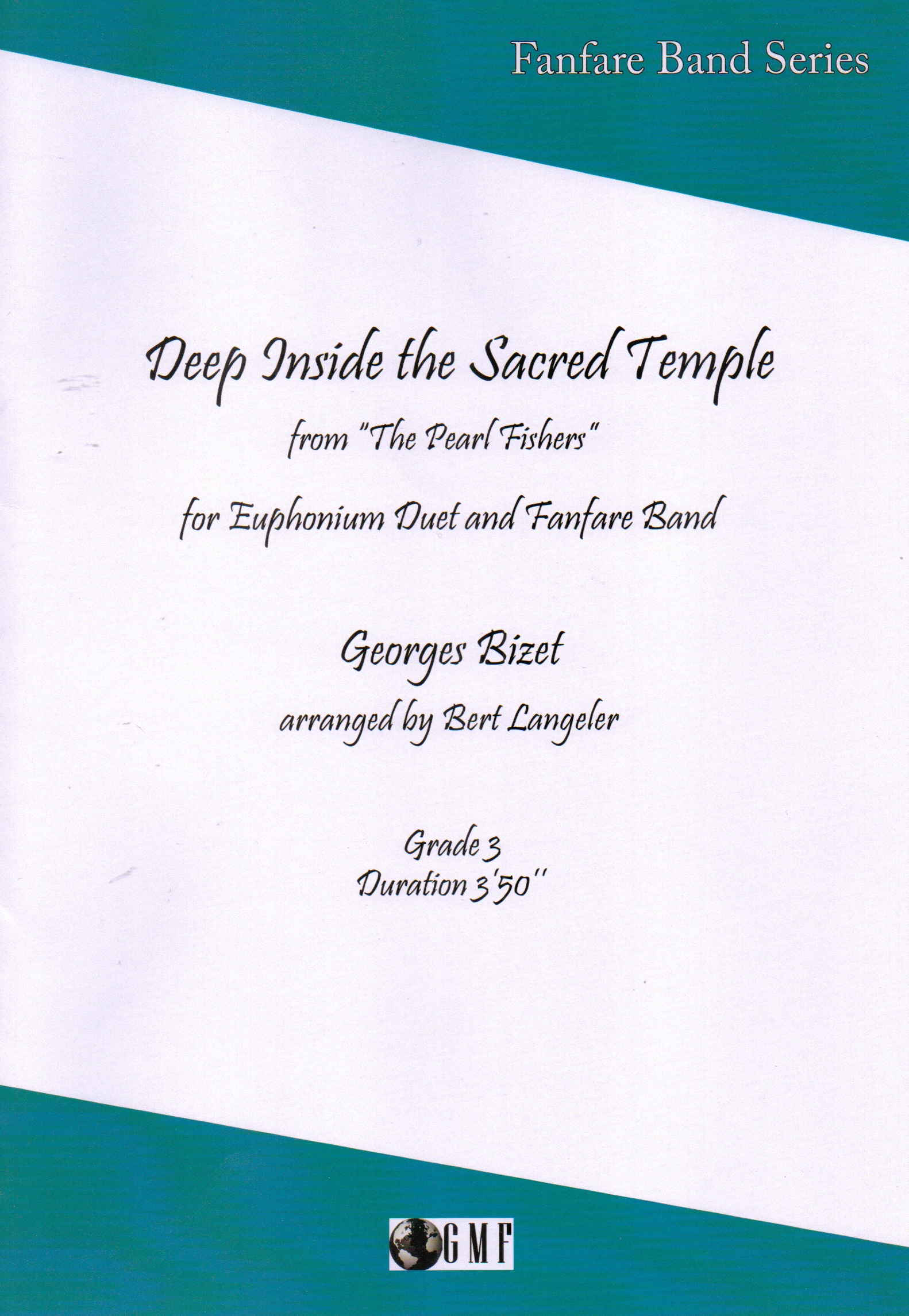 Deep Inside the Sacred Temple - Euph Duet with Fanfare Band