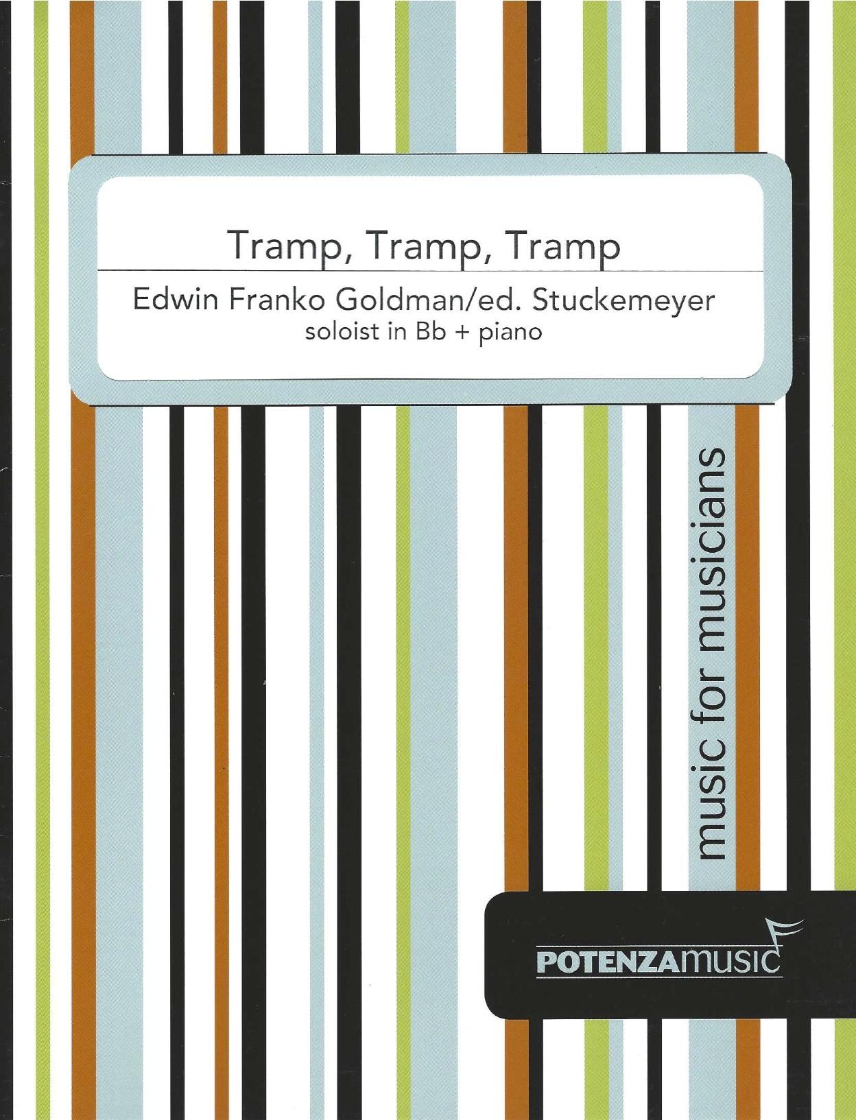 Tramp, Tramp, Tramp - Edwin Franko Goldman Ed. P.Stuckemeyer - Euphonium and Piano