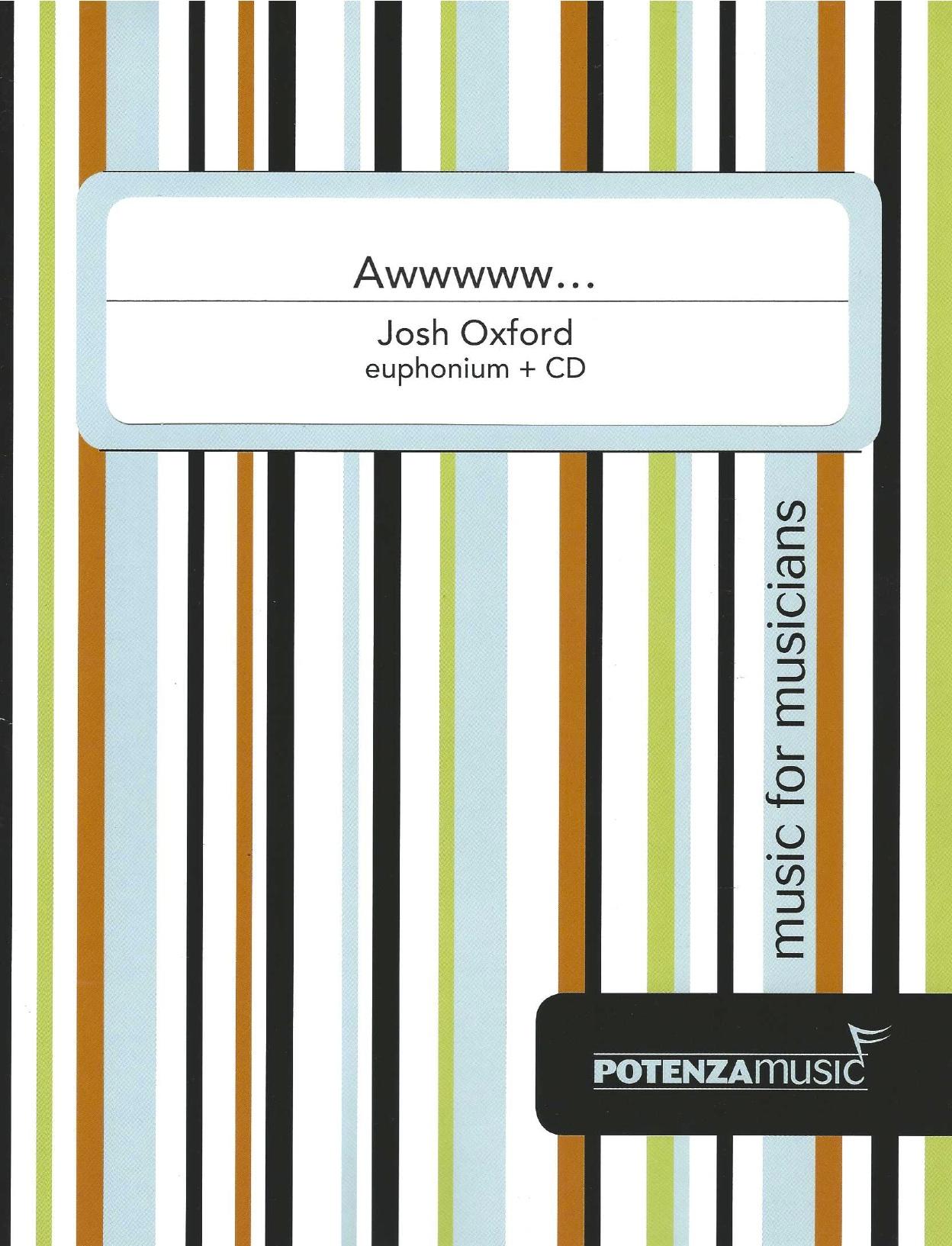 Awwwww... - Josh Oxford - Euphonium and CD