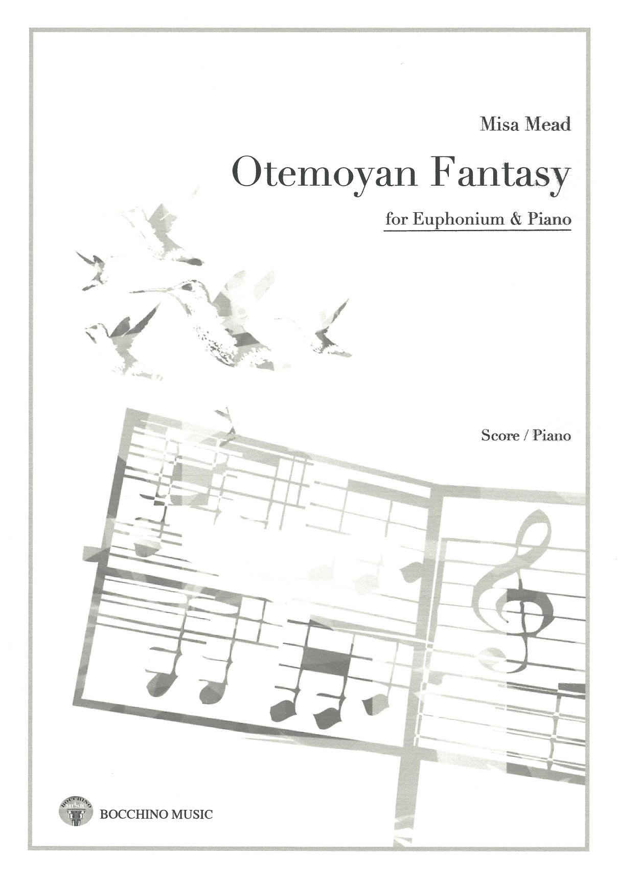 Otemoyan Fantasy - Misa Mead - for euphonium and piano