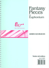 Fantasy Pieces for Euphonium - Derek Bourgeois - Solo Euphonium - treble clef