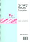 Fantasy Pieces for Euphonium - Derek Bourgeois - Solo Euphonium - treble clef