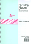 Fantasy Pieces for Euphonium - Derek Bourgeois - Solo Euphonium - bass clef