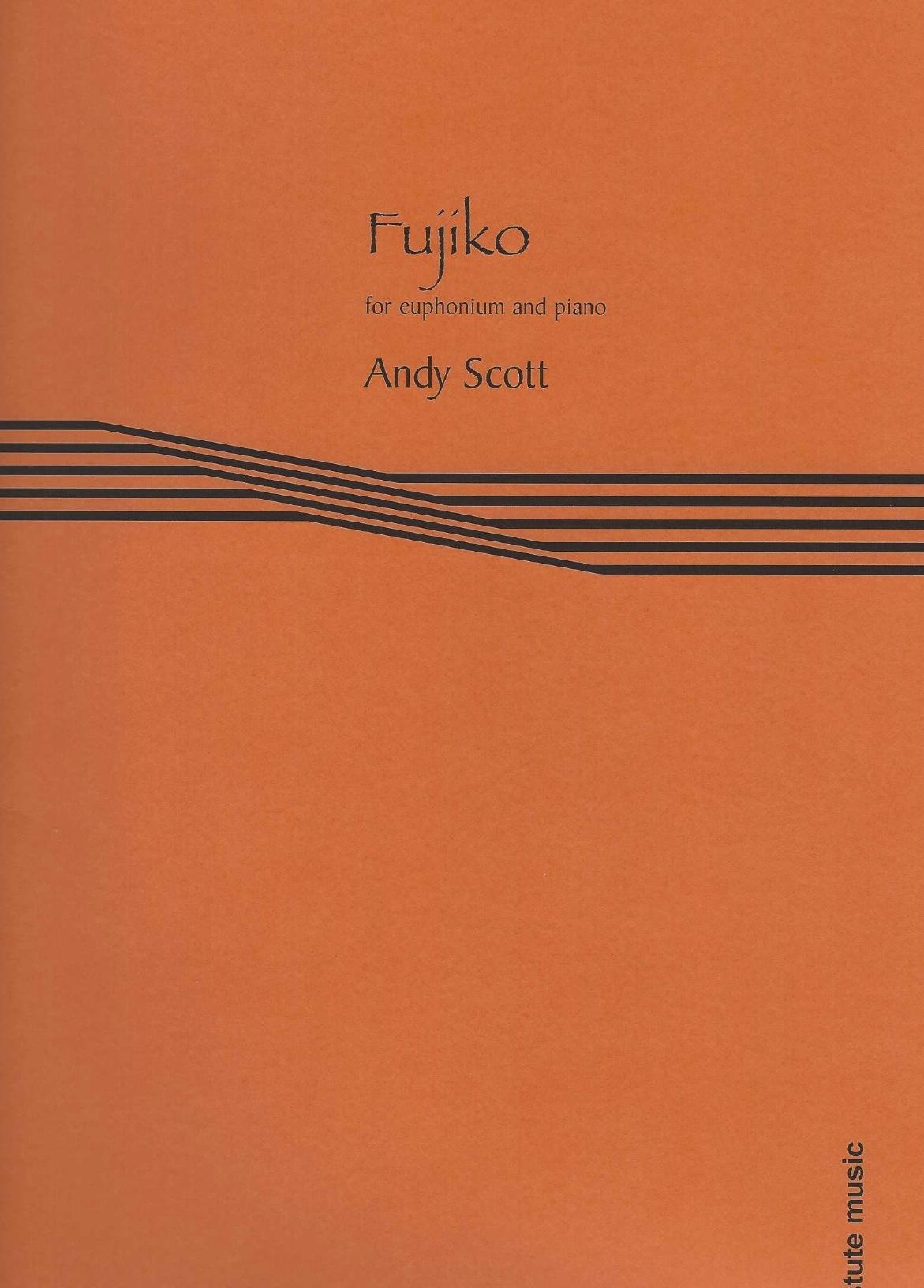 Fujiko - Andy Scott   Euphonium and Piano
