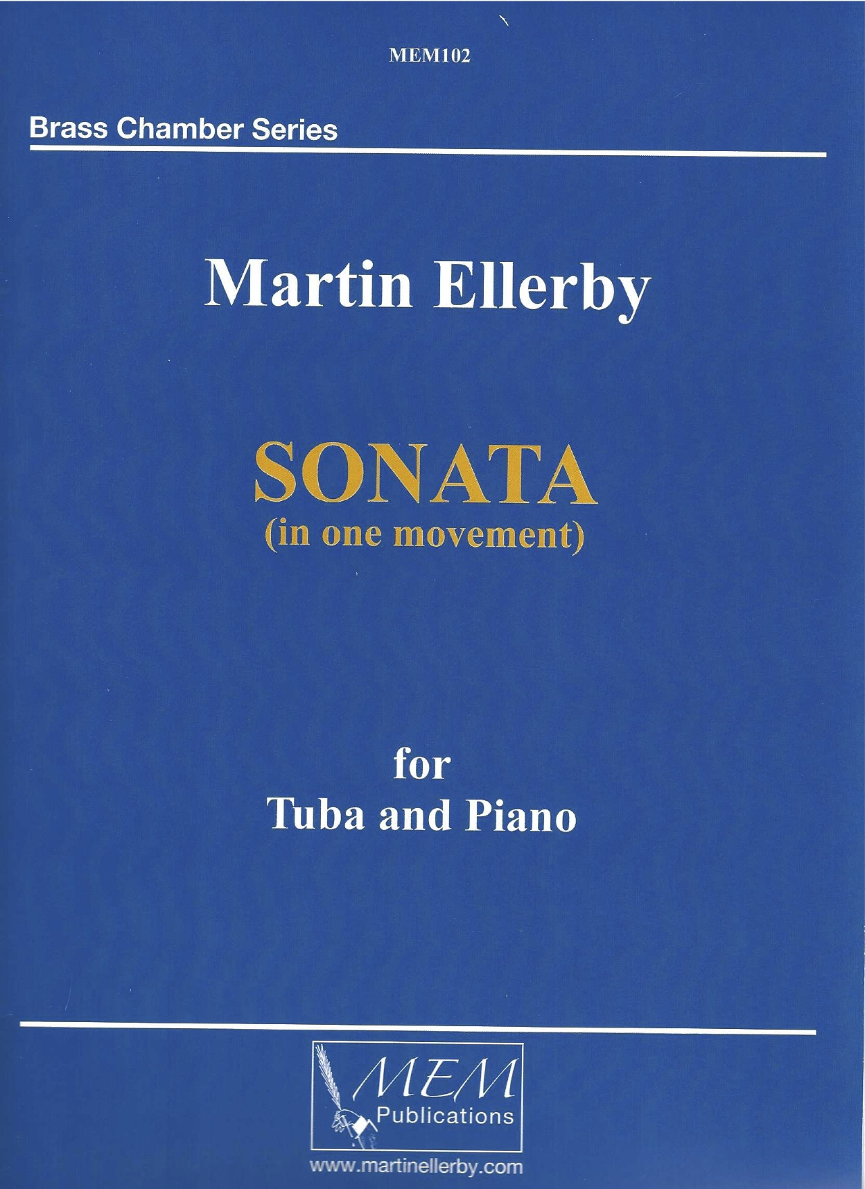 Sonata for Tuba and Piano - Martin Ellerby