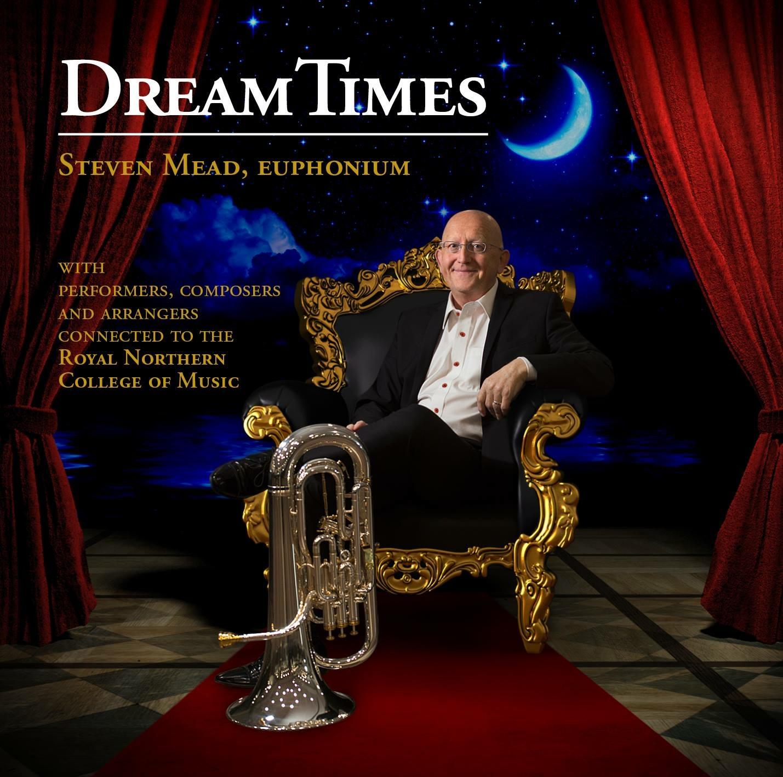 CD - Dream Times - Steven Mead