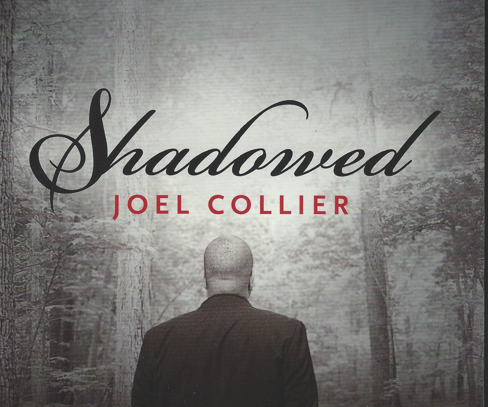 CD - Shadowed - Joel Collier acc. by brass band
