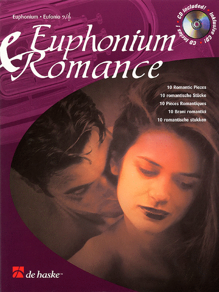 Euphonium Romance - Book and CD - 10 Romantic Pieces
