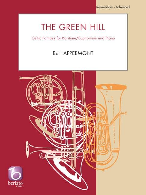 The Green Hill - Bert Appermont - solo euphonium with piano accompaniment