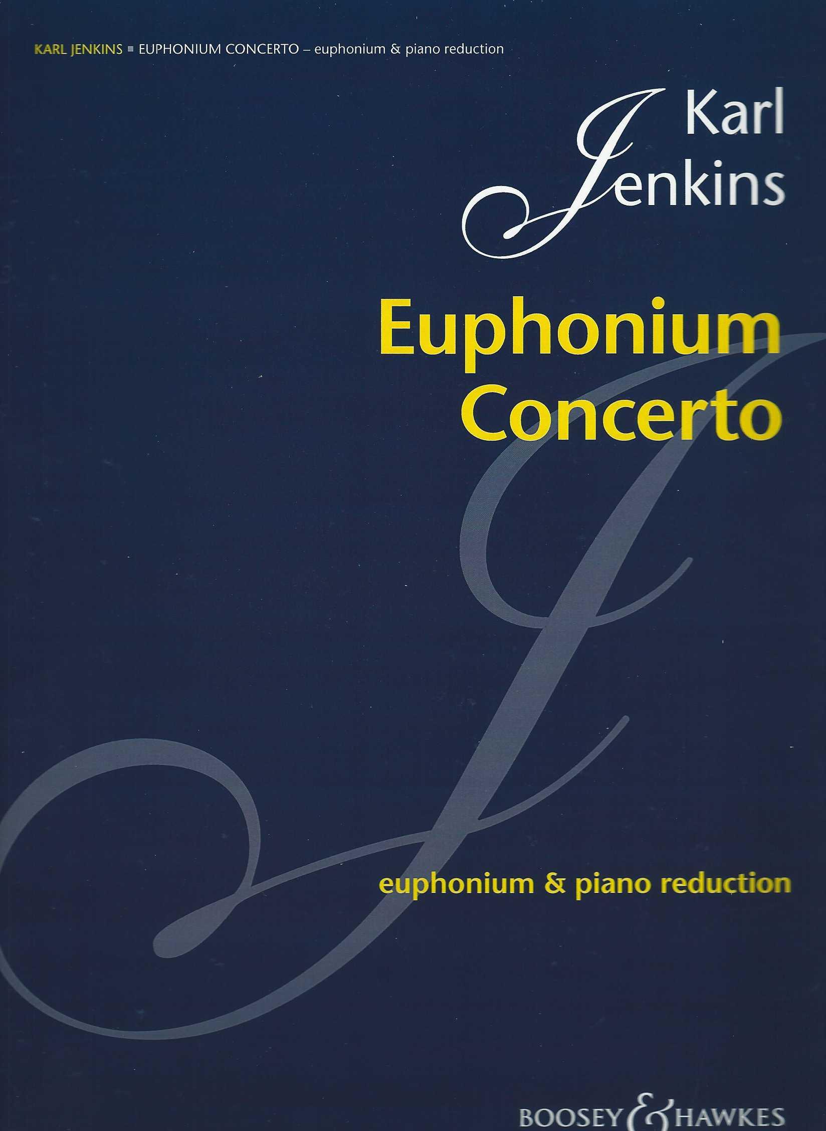 Euphonium Concerto - Karl Jenkins - Euphonium and Piano version