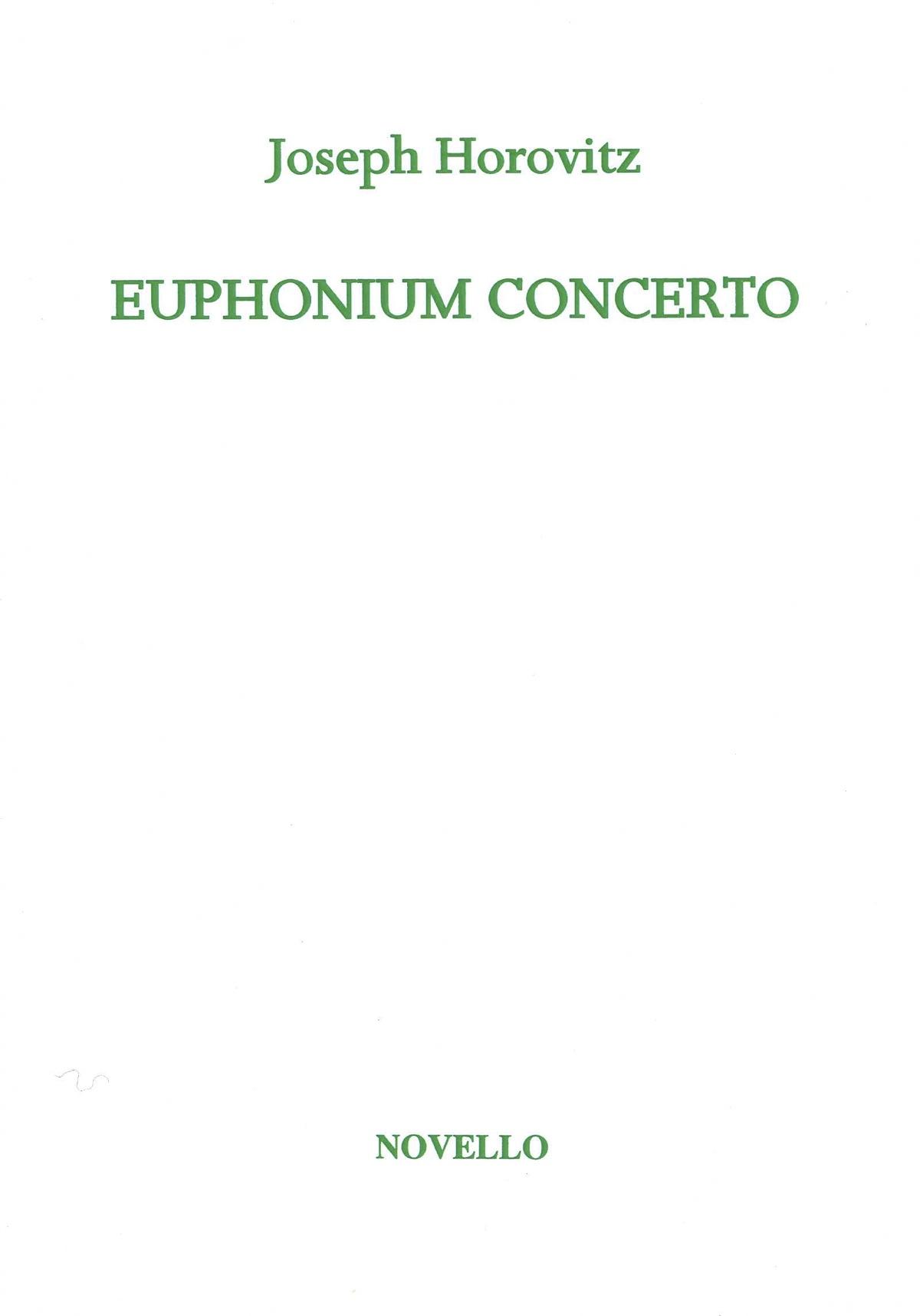 Euphonium Concerto - Joseph Horovitz - Euphonium and Piano