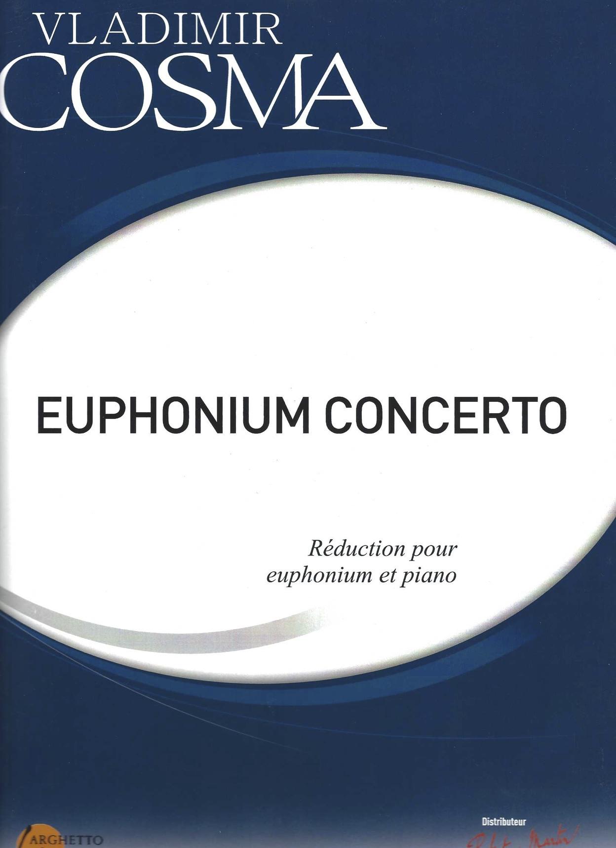 Euphonium Concerto - Vladimir Cosma - Euphonium and Piano