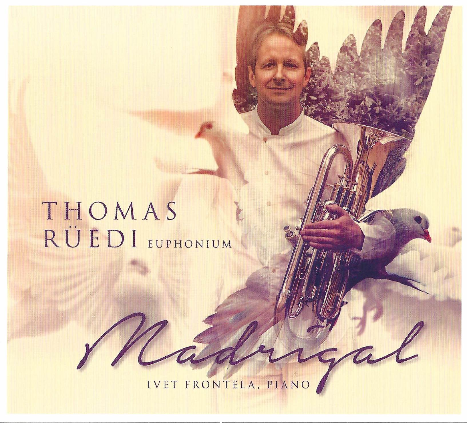 CD - Madrigal - Thomas Ruedi