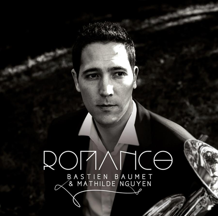 CD - Romance - Bastien Baumet - Euphonium, Mathilde Nguyen - Piano