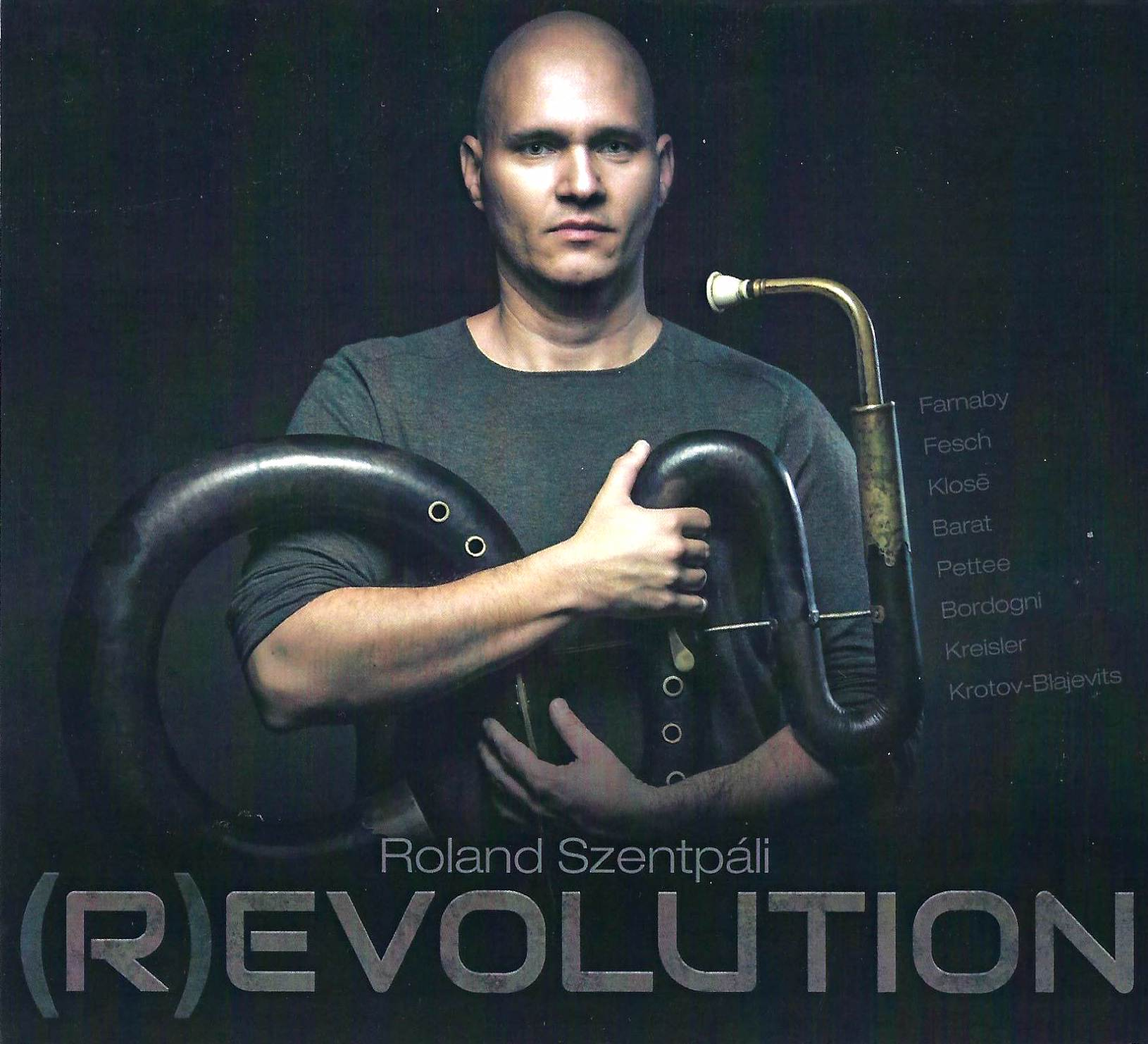 CD - (R)EVOLUTION - Roland Szentpali