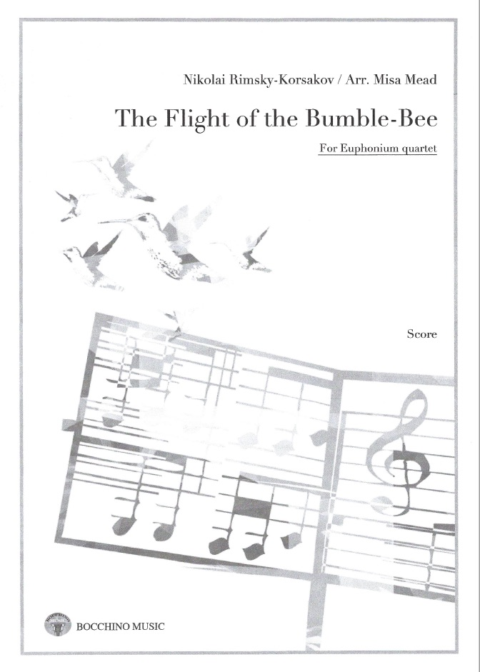 Flight of the Bumble Bee (for Euphonium Quartet) - Rimsky Korsakov Arr. Misa Mead