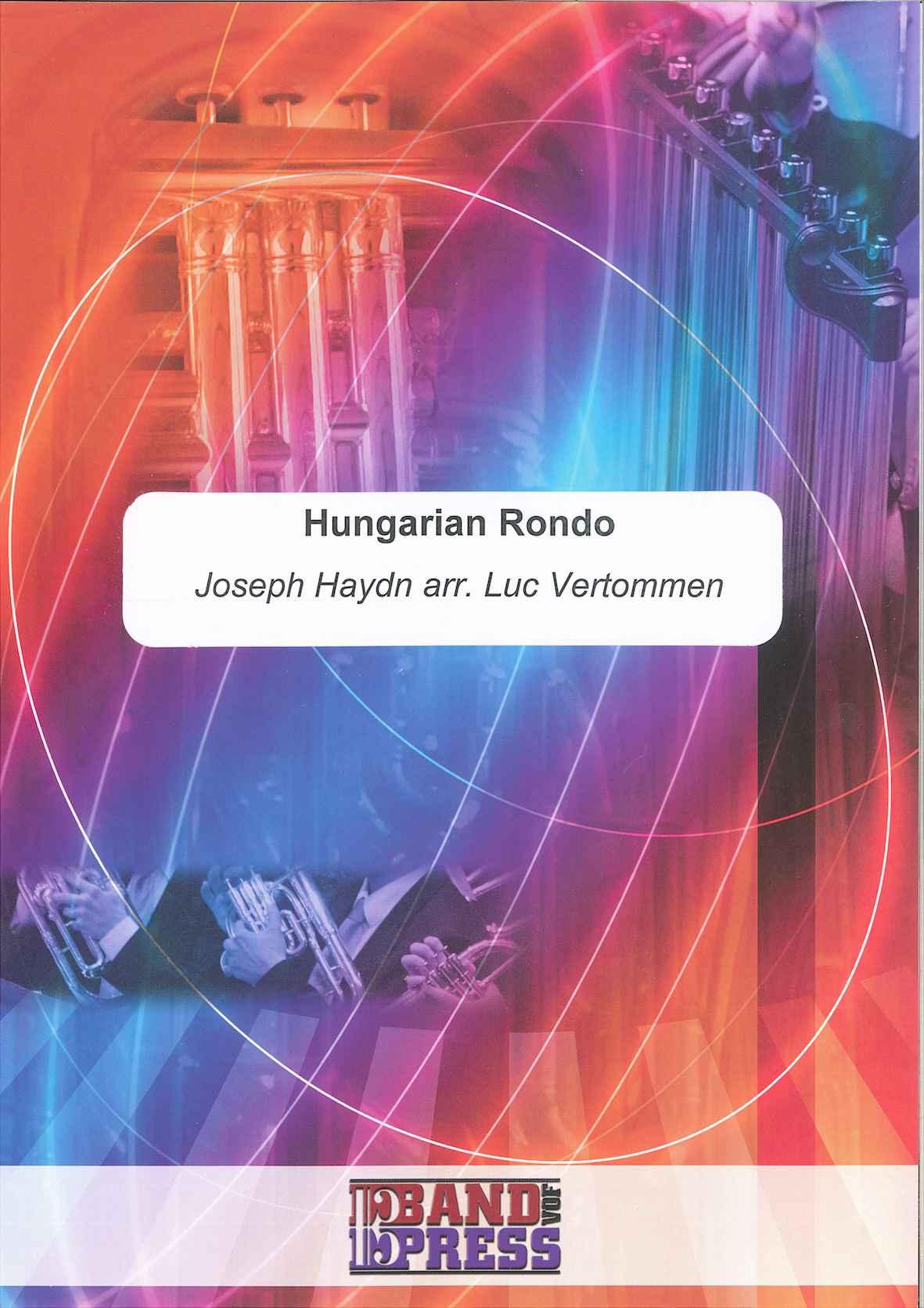 Hungarian Rondo - Joseph Haydn - Euphonium and Brass Band