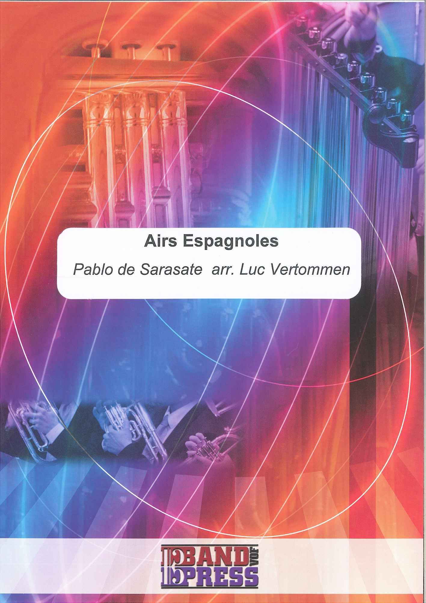 Airs Espagnoles - Pablo de Sarasate Arr. Luc Vertommen - Euph and Piano