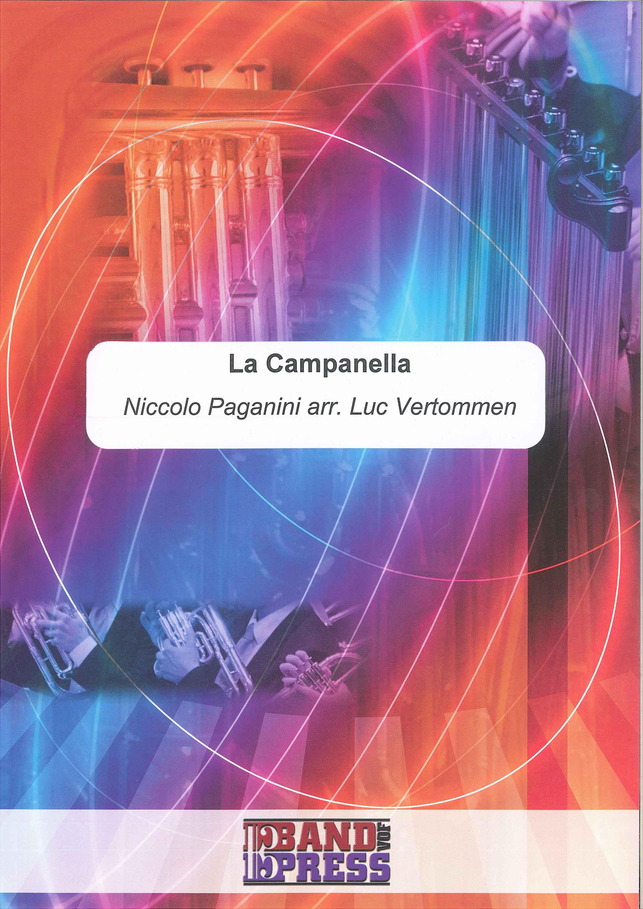 La Campanella - Nicolo Paganini - Euph and Piano