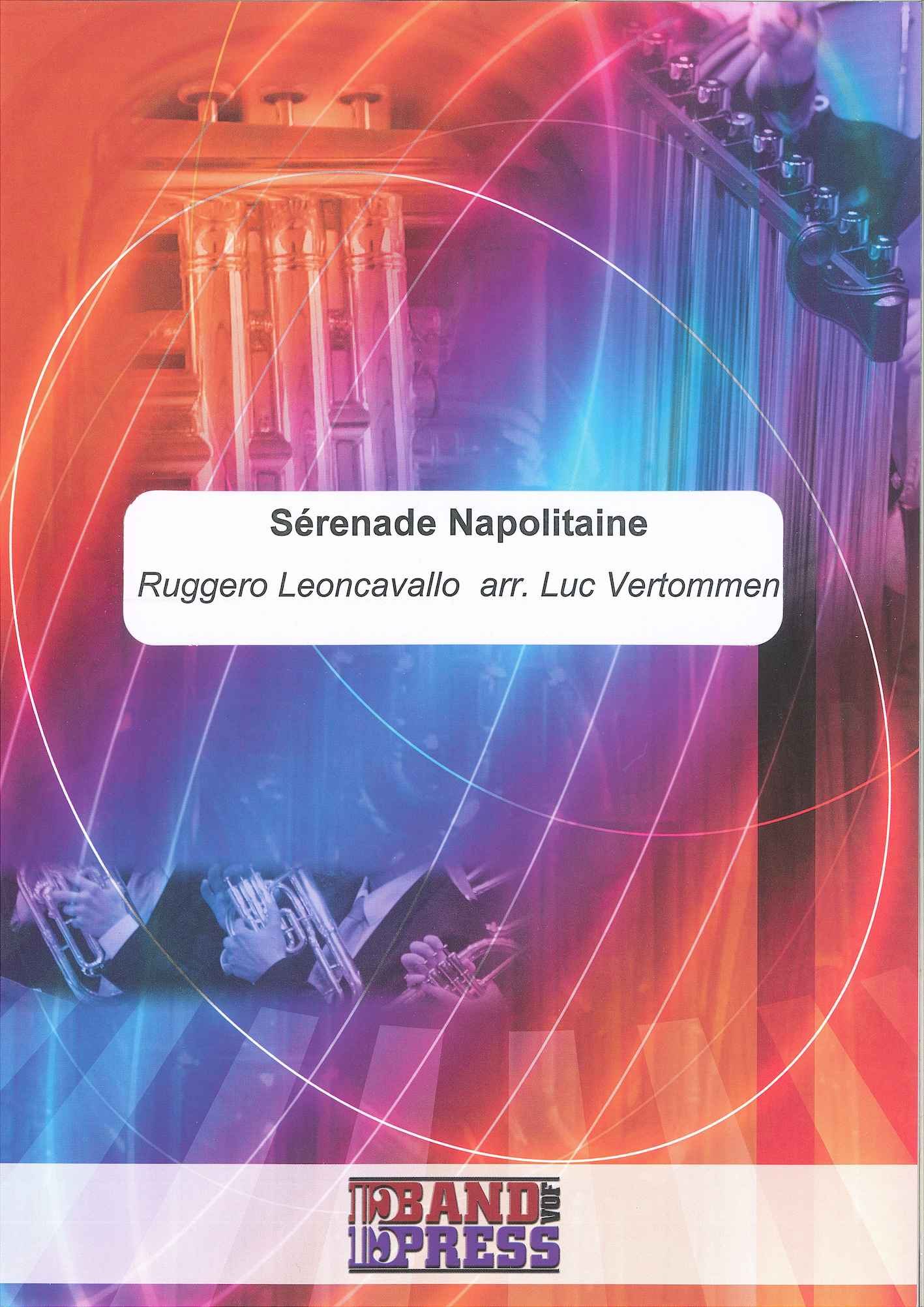 Serenade Napolitaine - Ruggero Leoncavallo Arr. Vertommen - Euph and Piano