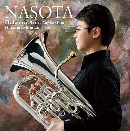 CD - Nasota - Hidenori Arai (euphonium) and Hatsumi Shimizu (piano)