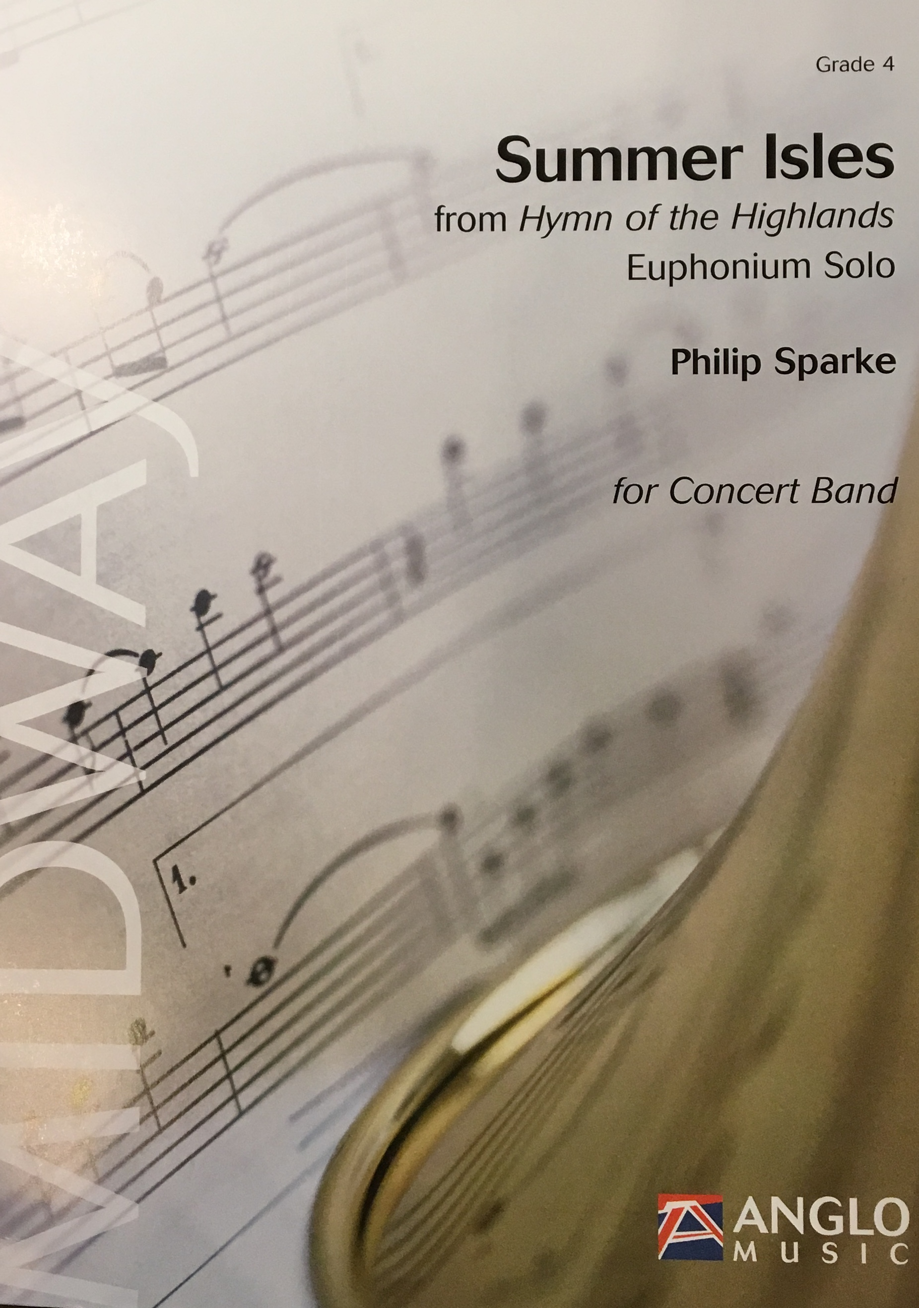 Summer Isles - Philip Sparke - Euphonium and Concert/Wind Wind