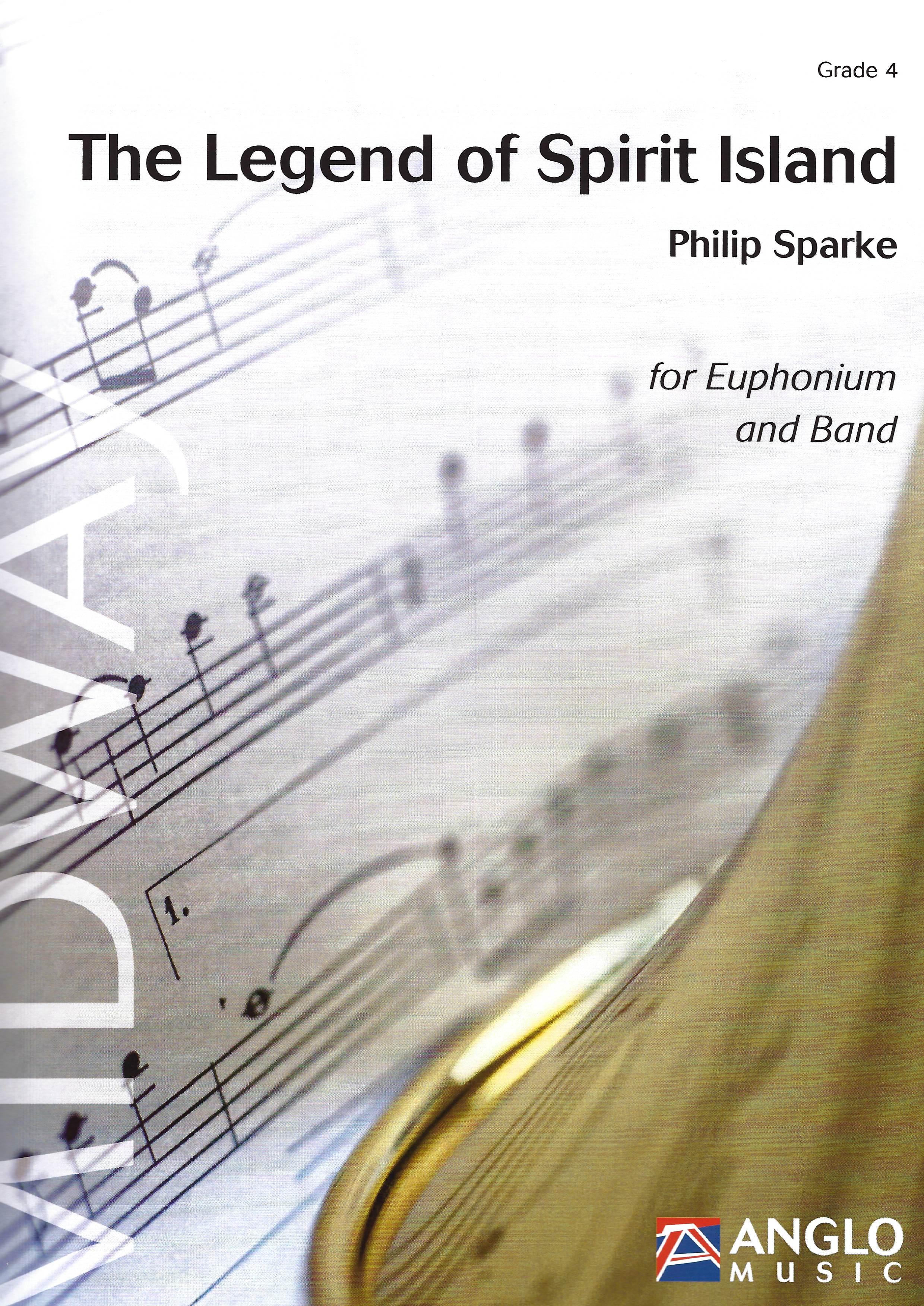 The Legend of Sprit Island - Philip Sparke - Euphonium and Concert Band, Wind Band, Harmonie