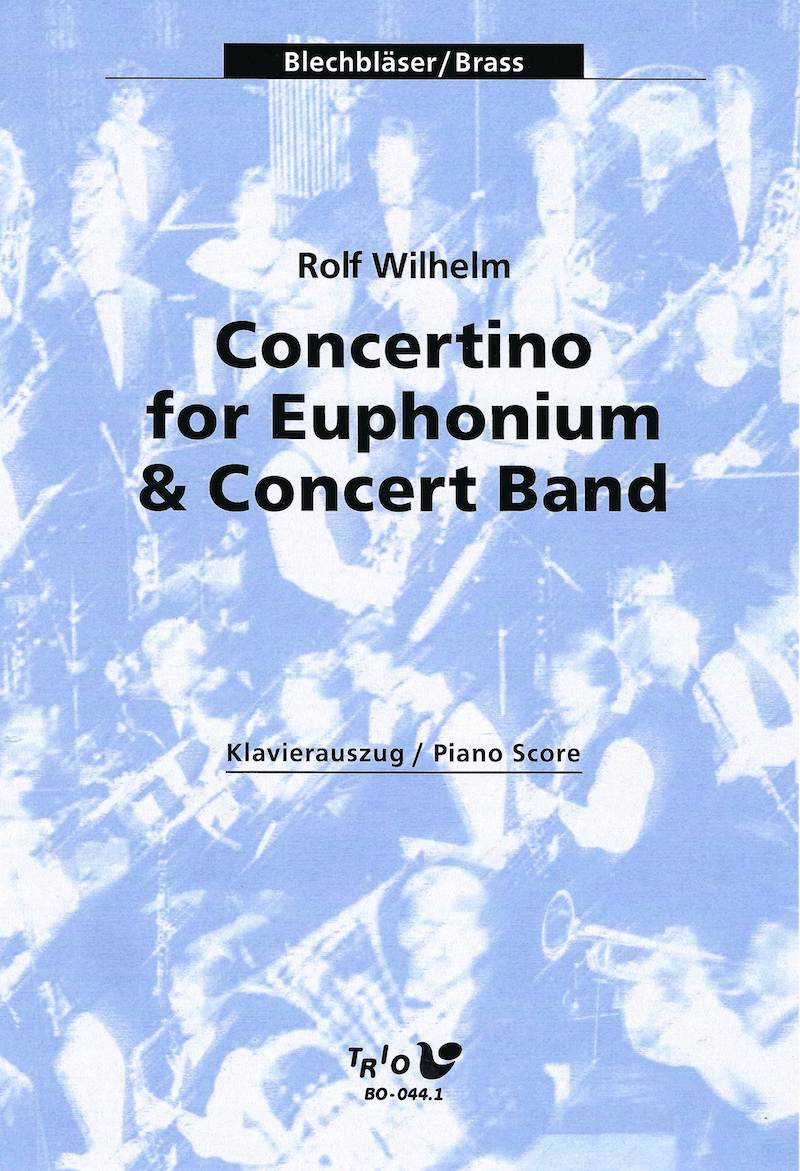 Concertino for Euphonium - Rolf Wilhelm - Euphonium and Piano