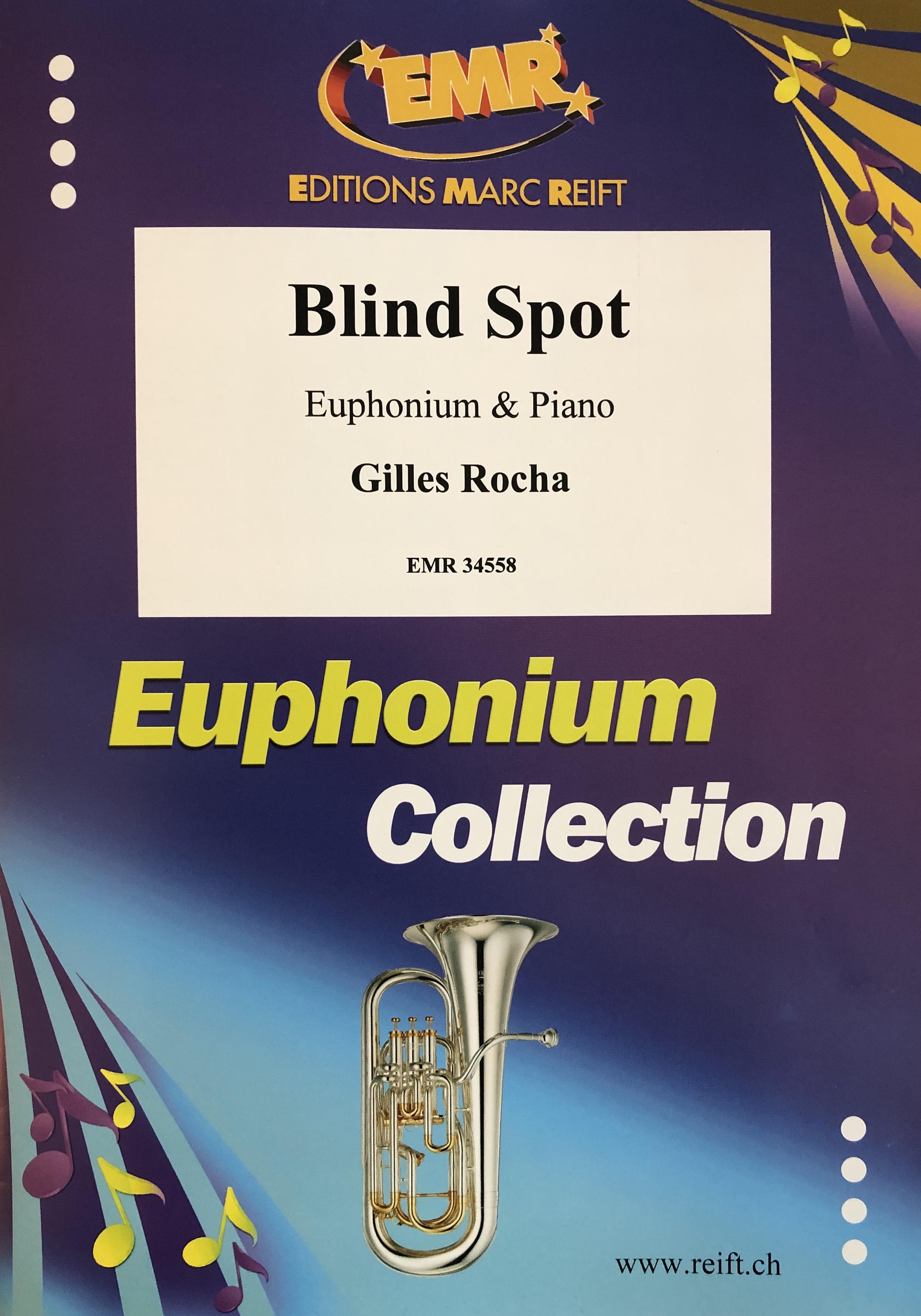 Blind Spot - Gilles Rocha - Euphonium and Piano