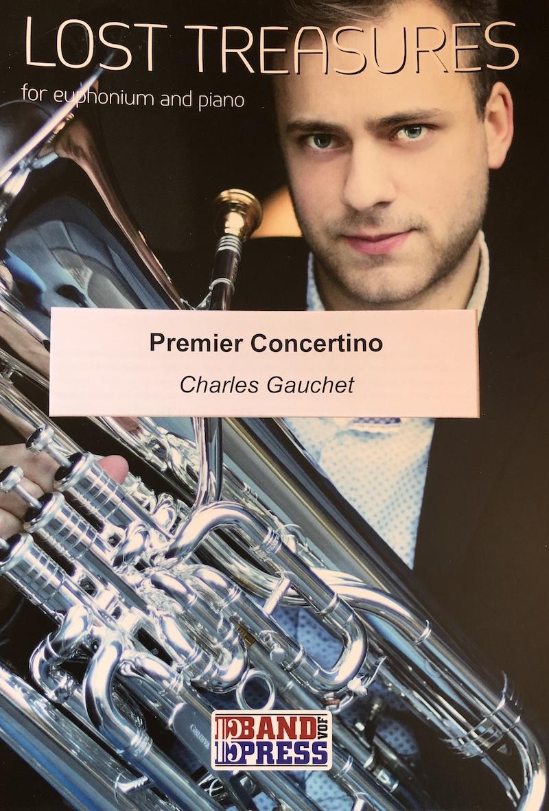Premier Concertino - Charles Gauchet - Euphonium and Piano