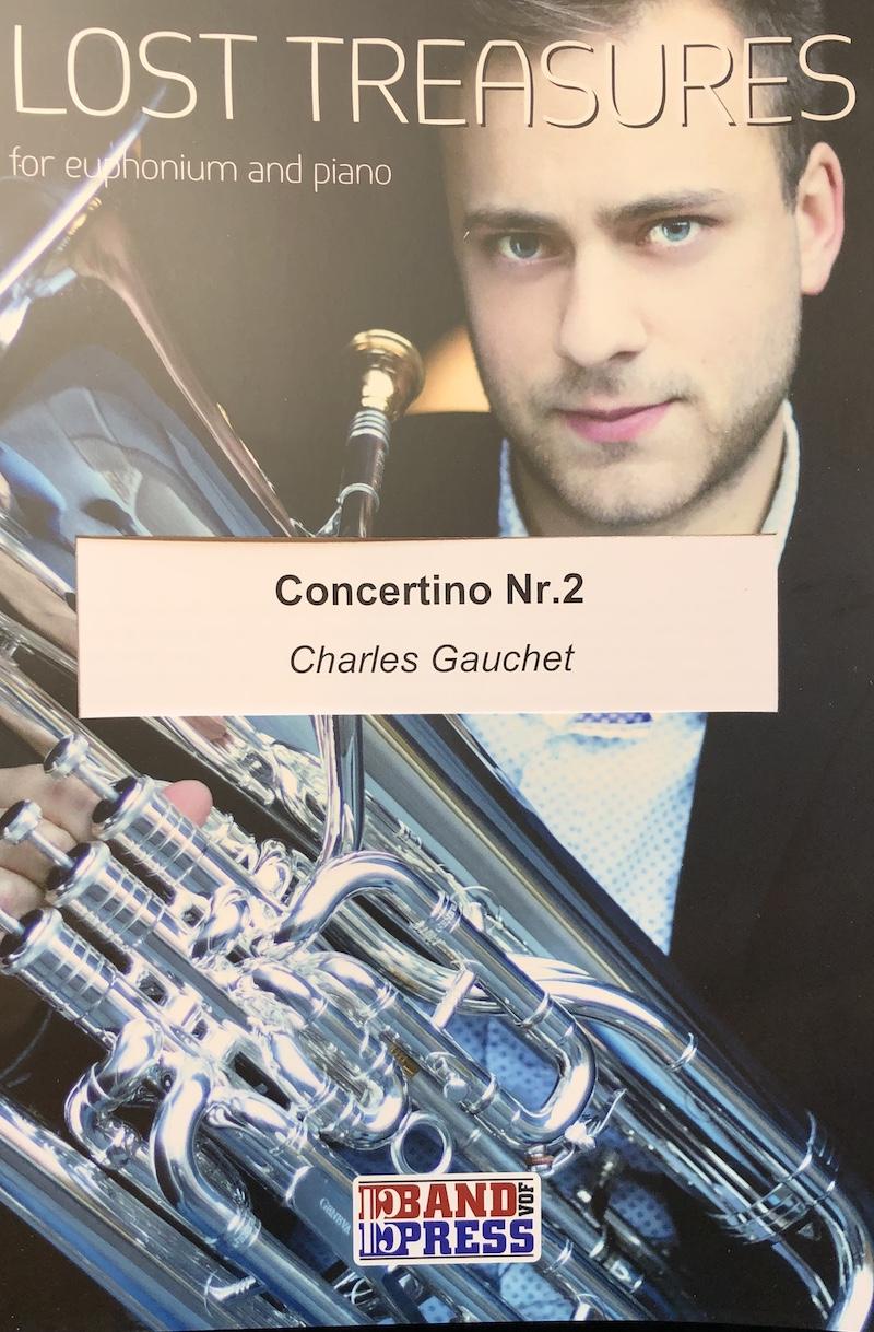 Concertino No.2 - Charles Gauchet - Euphonium and Piano