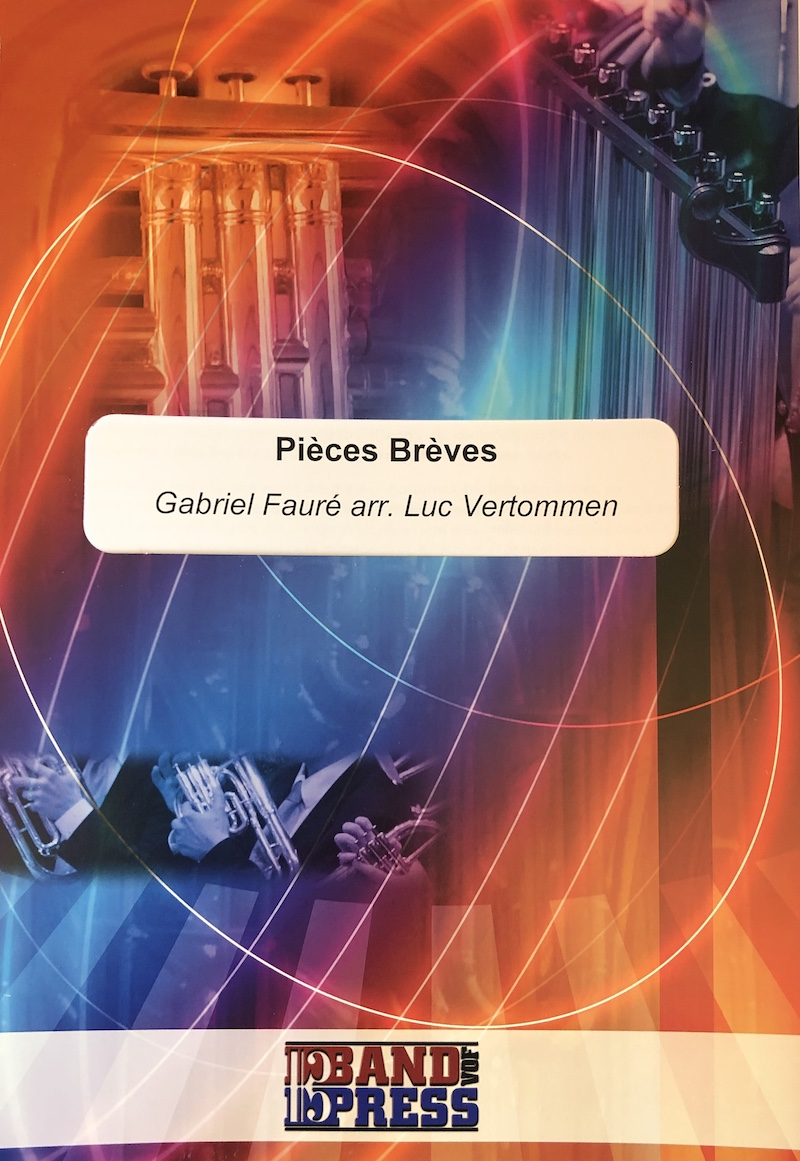 Pieces Breves Op. 84 - Gabriel Faure Arr. Luc Vertommen - Euphonium and Piano
