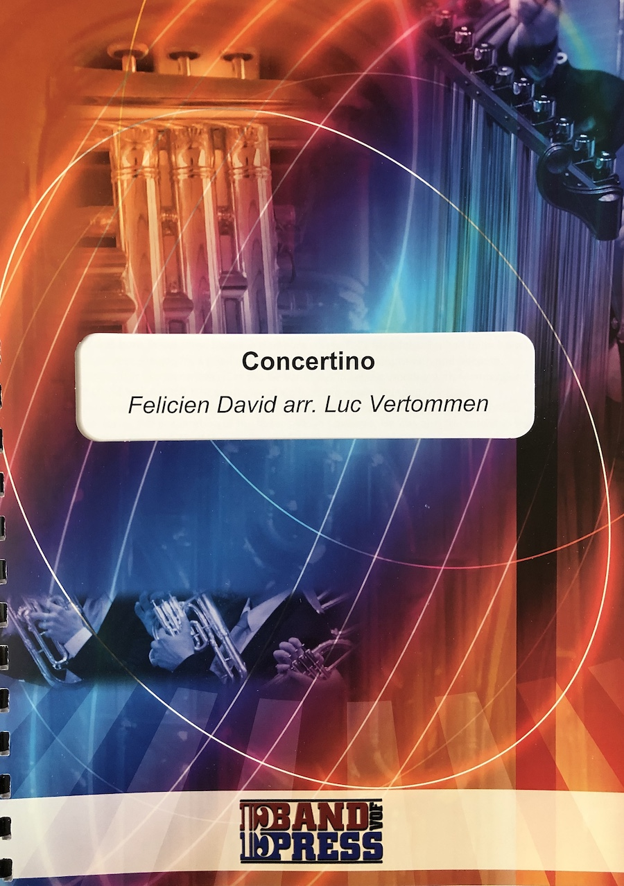Concertino (originally for bassoon) - Ferdinand David Arr Vertommen - Euphonium and Piano