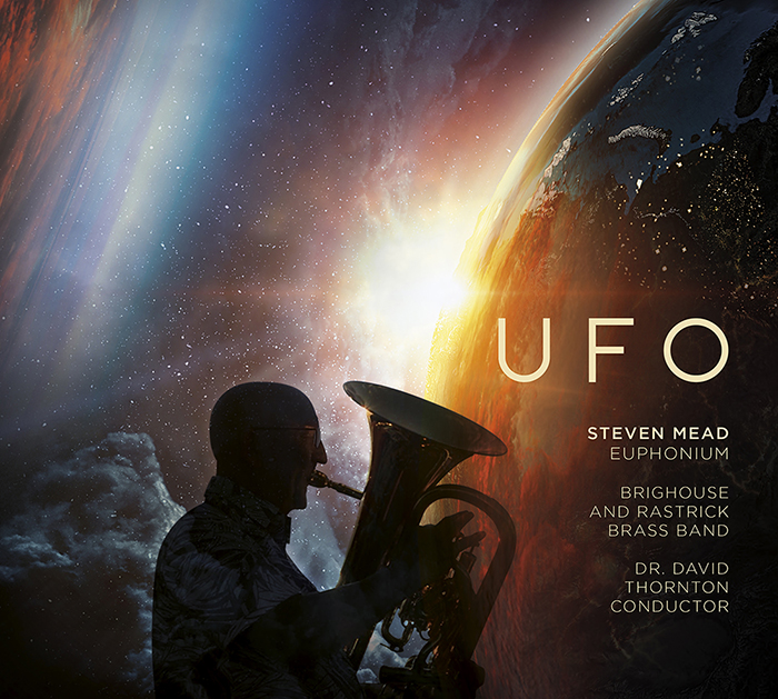UFO - Steven Mead and Brighouse and Rastrick Brass Band- digital download
