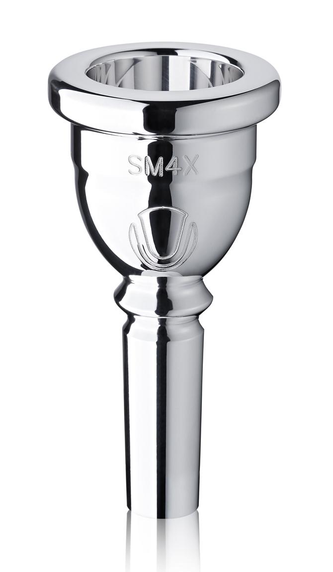 Denis Wick Euphonium SM4U-X  Silver plated