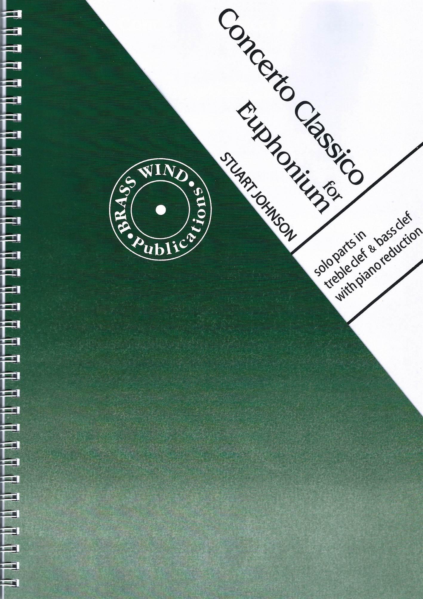 Concerto Classico - Stuart Johnson - Euphonium and Piano