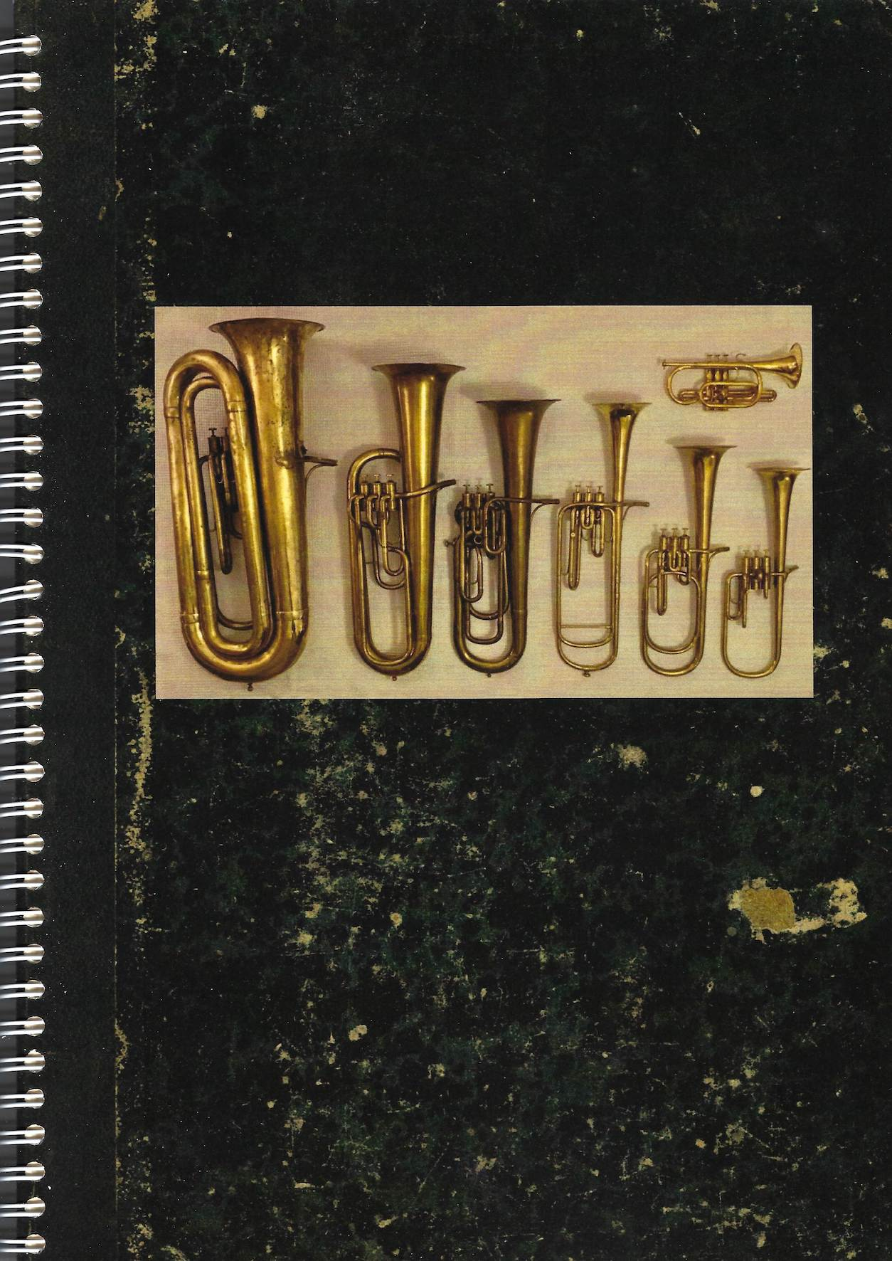 200 Dances for Cornet or Saxhorn (euph/bari/tenor horn/tuba) from the Victorian Parlour - compiled by Andy Kershaw