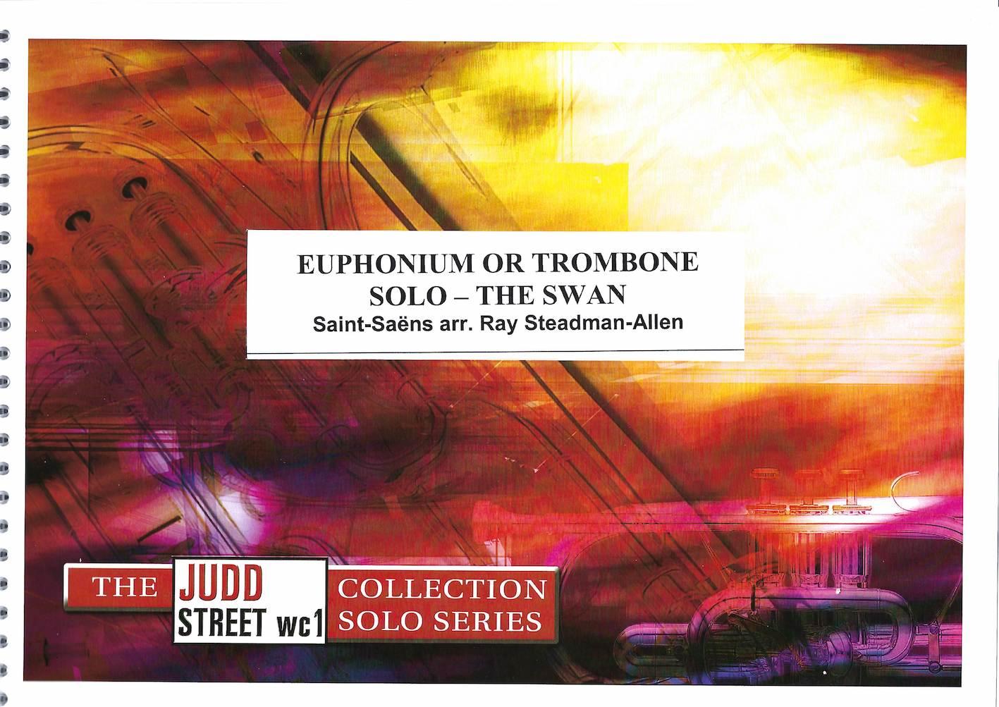 The Swan - Saint-Saens Arr. Ray Steadman-Allen - Euphonium and Brass Band
