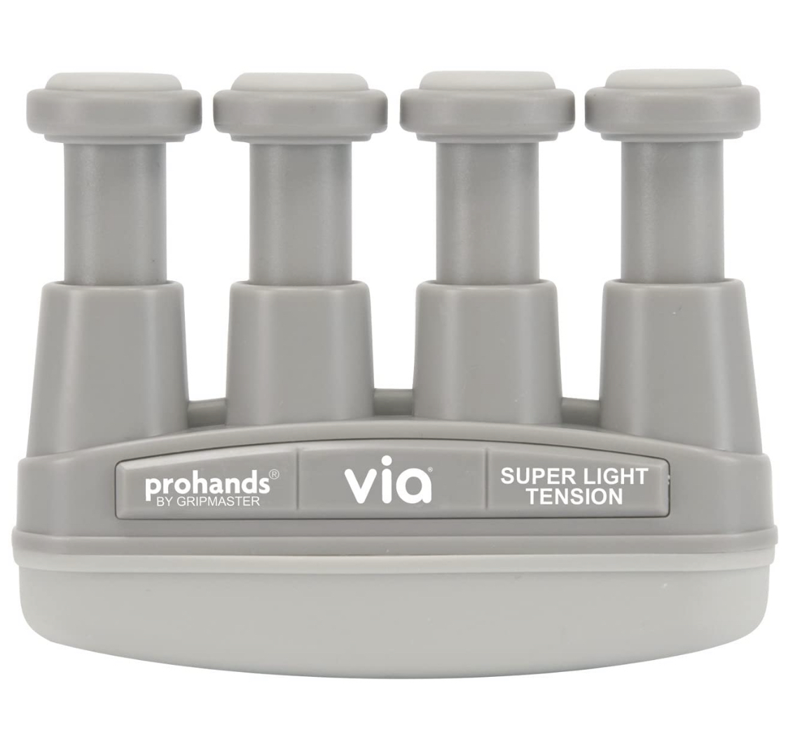 Prohands - VIA Handgrip -SUPER LIGHT tension - Currently out of stock, sorry!