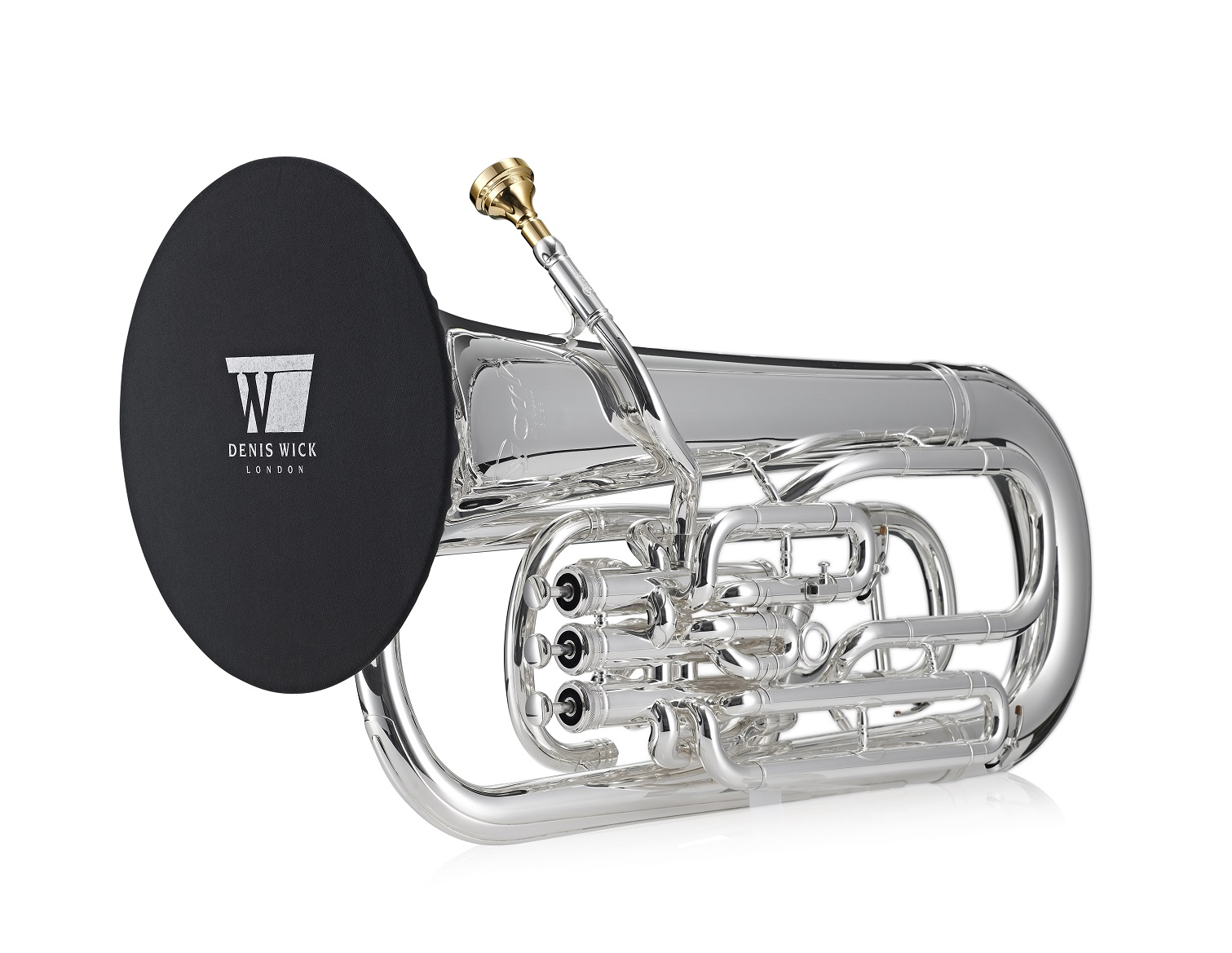 Stretchable Bell Cover - Euphonium - Made by Denis Wick Products Ltd