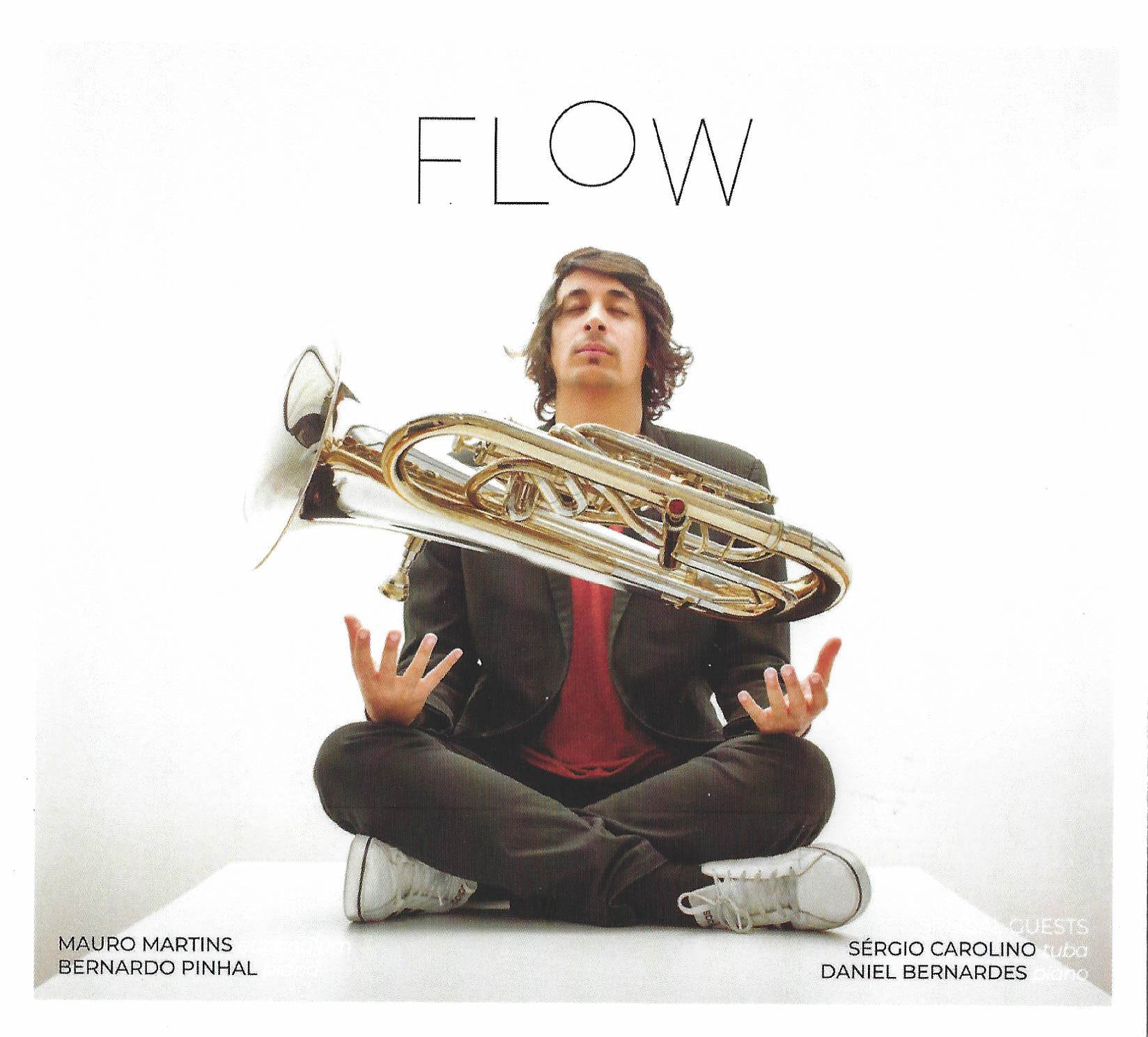 Flow CD cover